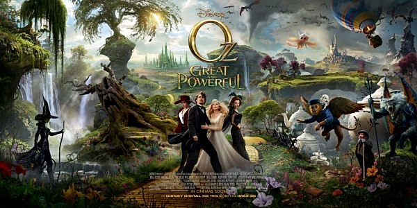 Review Oz Great And Powerful